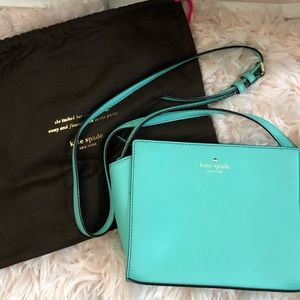 Kate Spade Light Green Crossbody Bag